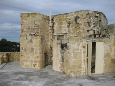 """ On the roof"" des Torri Mamo"